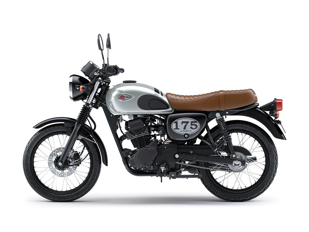 Ini Dia Versi Kawasaki W175 Indonesia Harga Spesifikasi