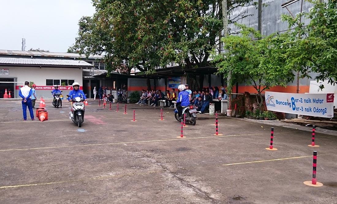 Main Dealer Honda Jabar Lakukan Kampanye di Jawa Barat