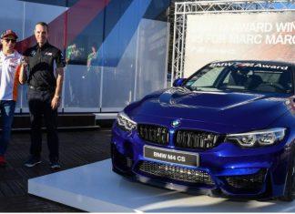 Marc Marquez Punya Mobil Baru BMW, Kencang Mana Dibanding RCV213V