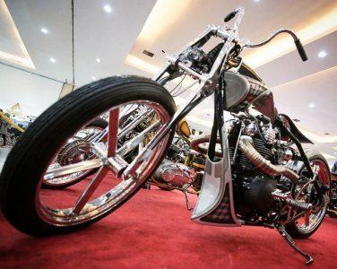 Mewujudkan Impian Punya Motor Chopper Modifikasi