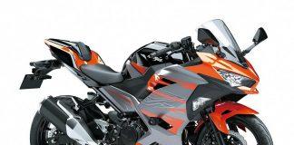 New Kawasaki Ninja 250 FI 2018