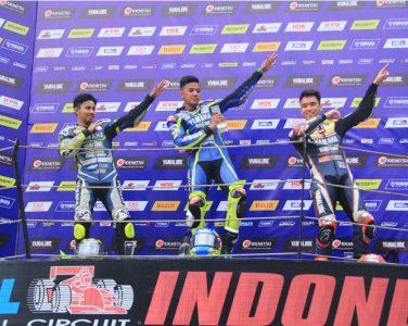 Result Yamaha Sunday Race 2017 - Sport 250cc Pro