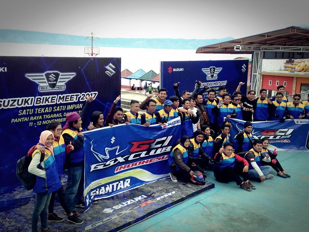 Suzuki Bike Meet 2017 Medan (1)
