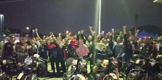 Royal Riders Indonesia Gelar Touring Napak Tilas Ride for Heroes