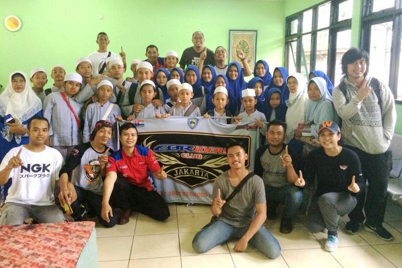 CBR Riders Jakarta