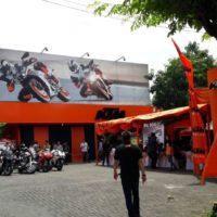 Dealer KTM Semarang