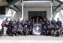 Decemberride 2017 Komunitas Moge Sportster Indonesia