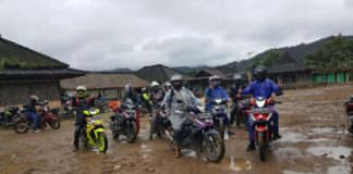 Honda GTR150 Rider Club