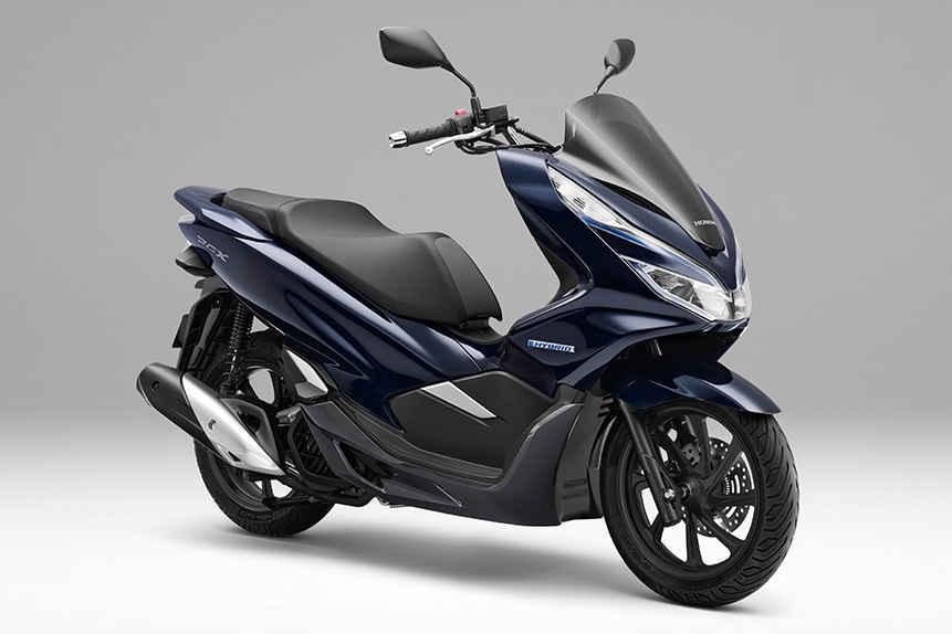 Menanti Hadirnya Skutik Baru Honda PCX 2018   Gilamotor