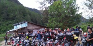 Honda Street Fire Club Indonesia