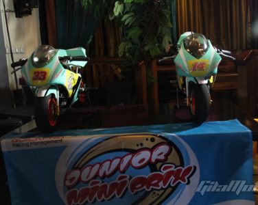 Jadwal Kejuaraan Junior Mini Prix 2018