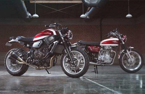 Motor Modifikasi Yamaha Yardbuilts