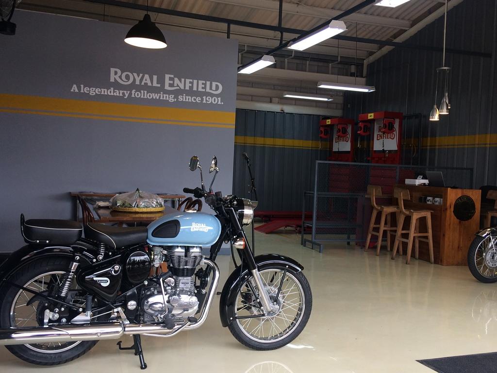 Royal Enfield BSD