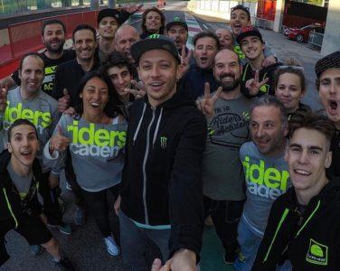 Valentino Rossi Selfie