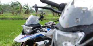 BMW G310GS Indonesia