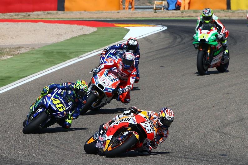 Gaji Pembalap MotoGP