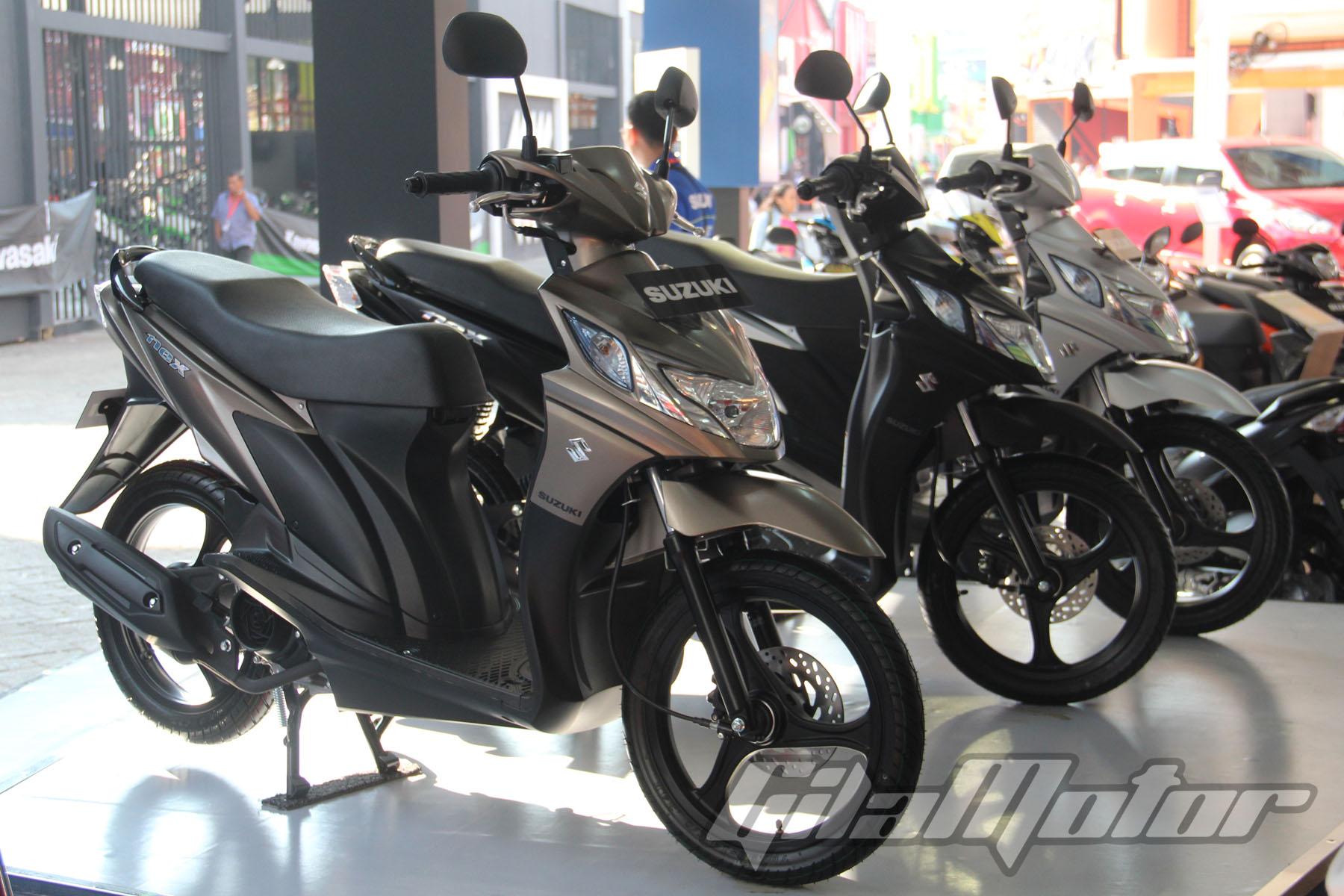 Harga Motor Baru Suzuki