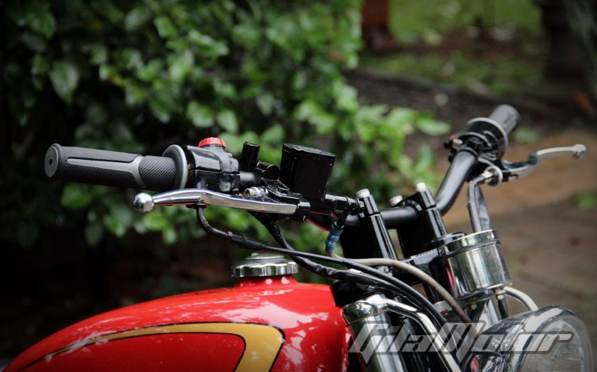 Honda CB Custom