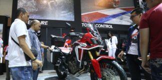 Penjualan Motor Honda 2017