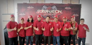 Suryanation Motorland Goes to Verona