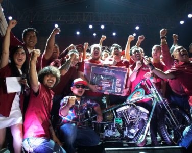 Rombongan Pemenang Suryantion Motorland 2017 Siap Bertolak Ke Verona