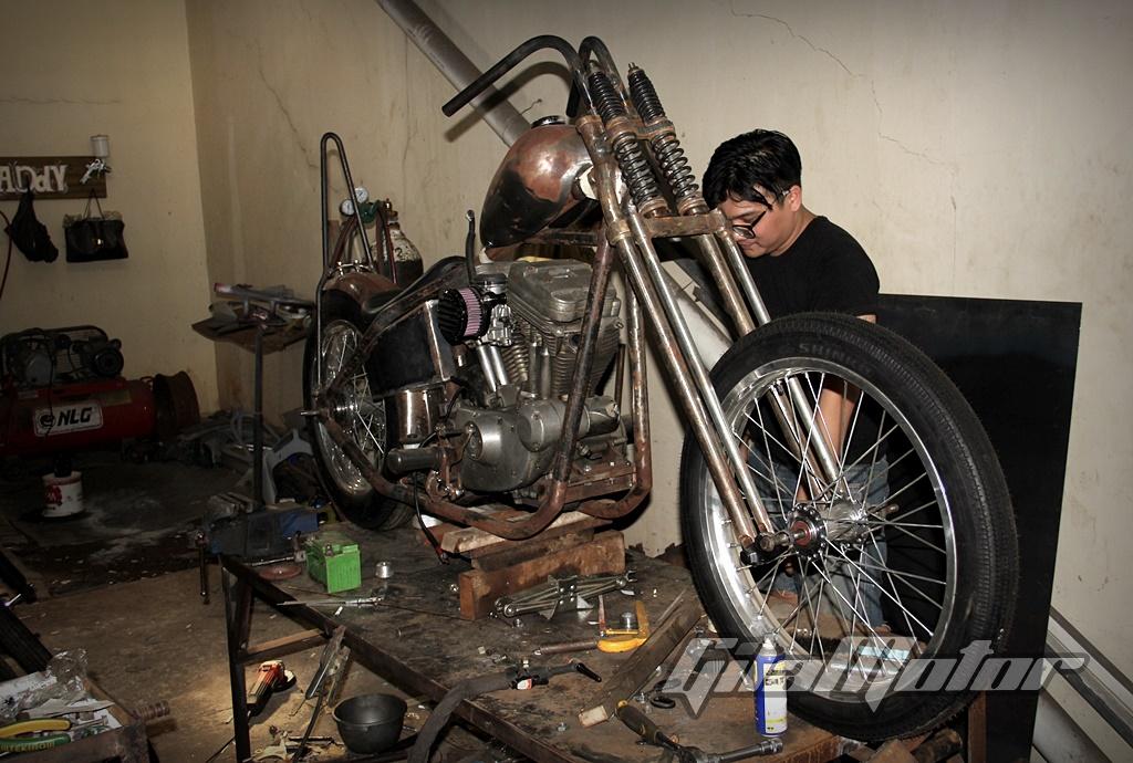 Spring Legacy Garage