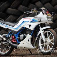 Tips Rawat Motor Suzuki RGR 150