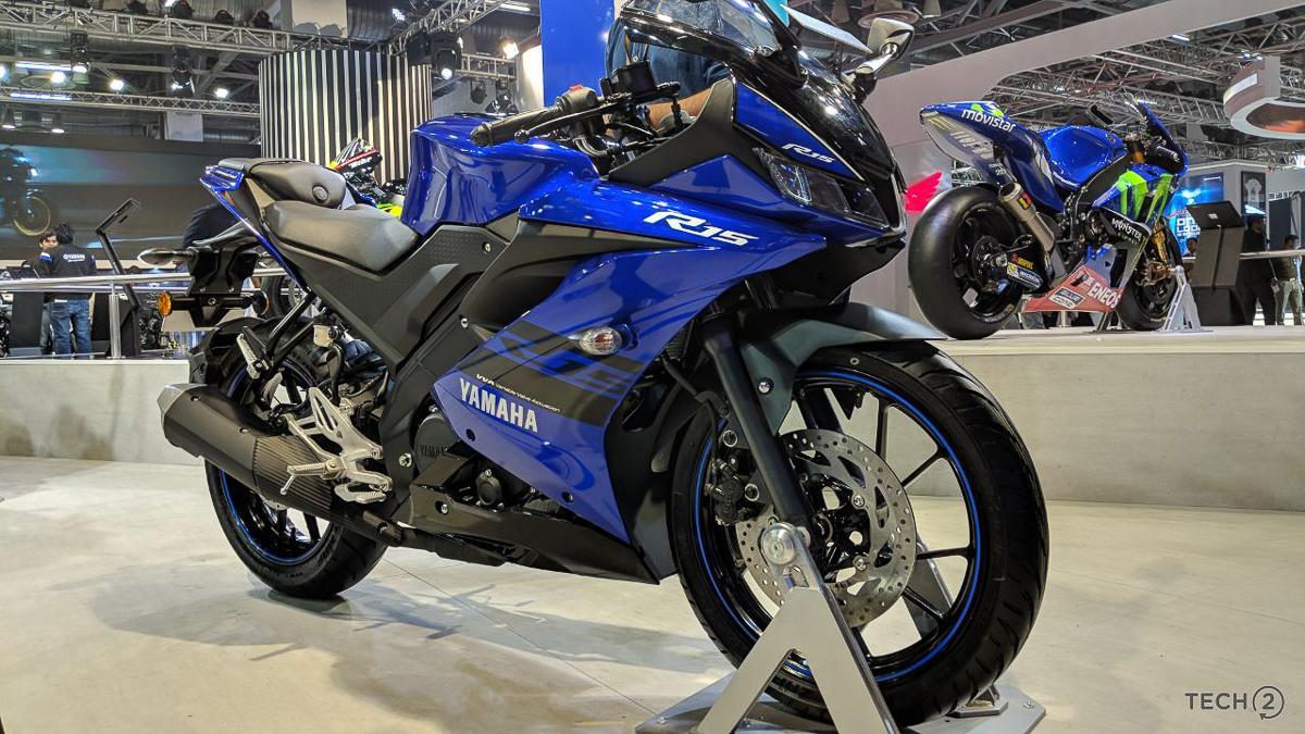 Harga Yamaha R15 V30 Lebih Murah Di India
