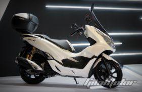 Aksesori All New Honda PCX