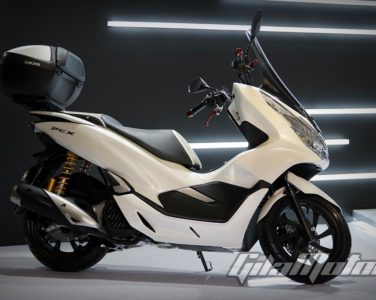 Aksesori All New Honda PCX