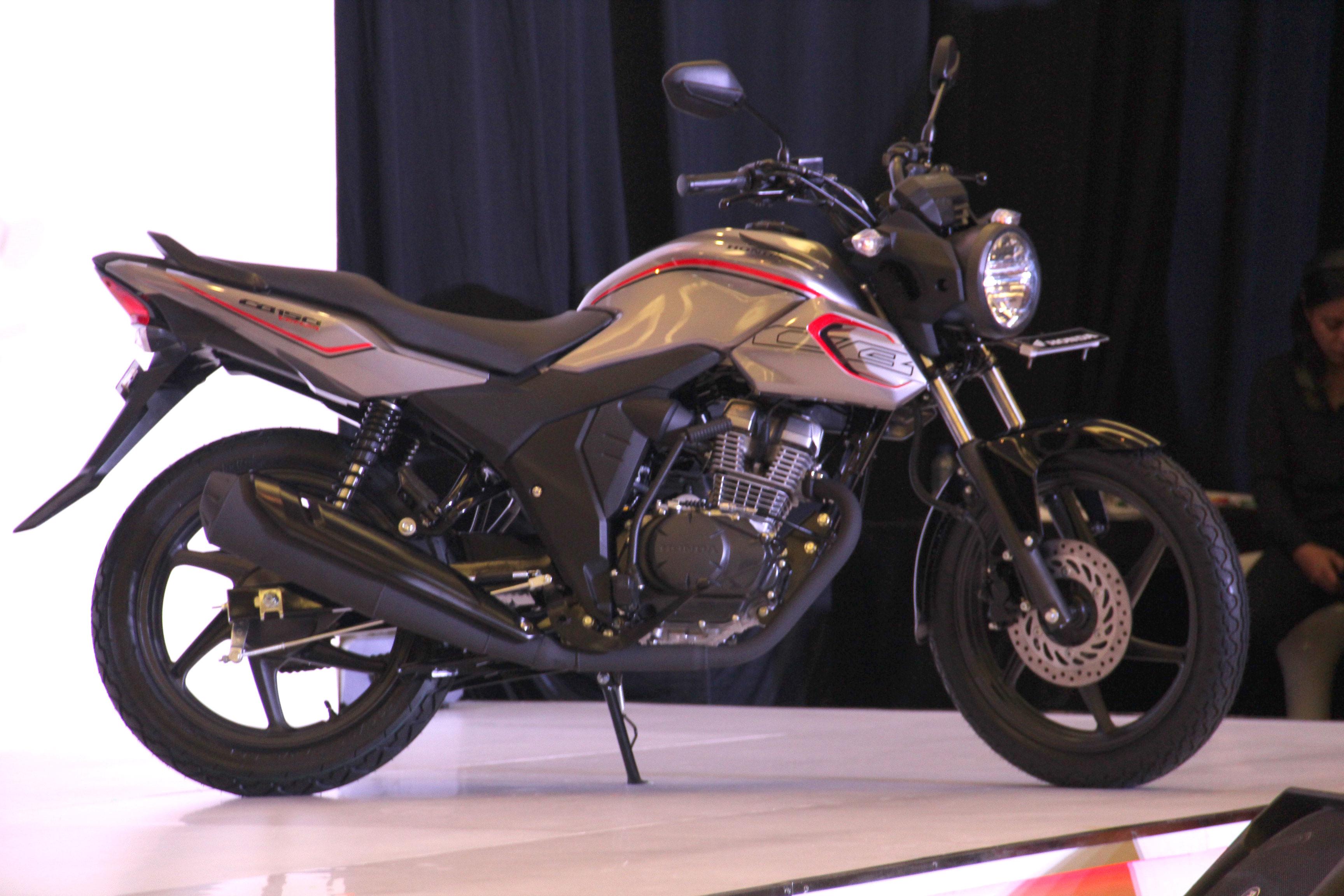 All New Honda CB150 Verza Dibanderol Rp 19 Jutaan Gilamotor