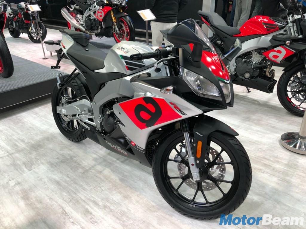 Aprilia Kenalkan Motor Sport Bermesin 150 Cc Gilamotor