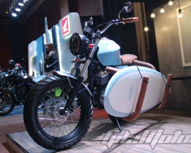 Modifikasi All New Honda CB150 Verza