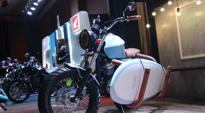 Modifikasi All New Honda CB150 Verza