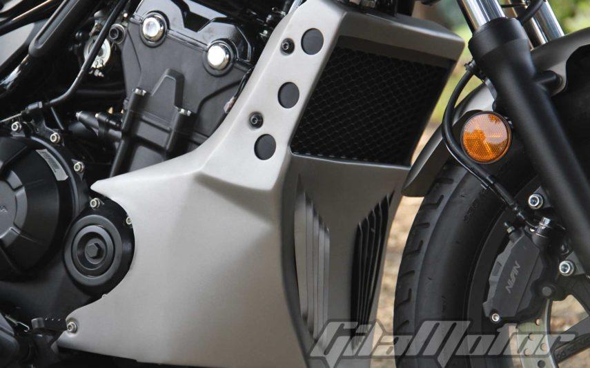 Modifikasi Honda Rebel 4