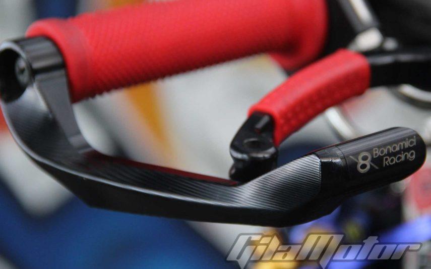 Modifikasi Suzuki Satria F150 Black Predator 5