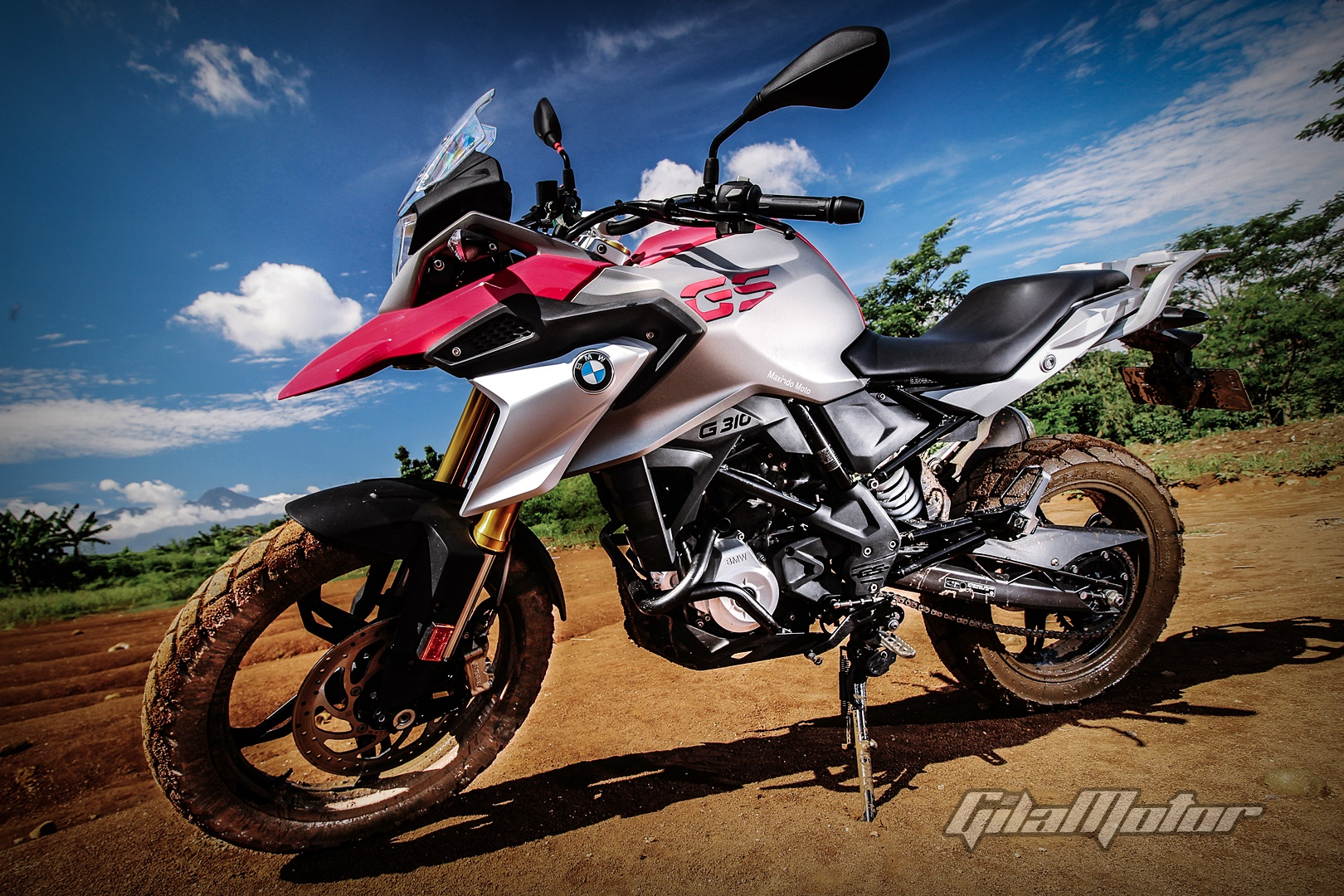 Review BMW G 310 GS Indonesia