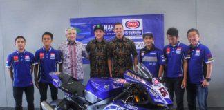 PATA Yamaha Pakai Batik