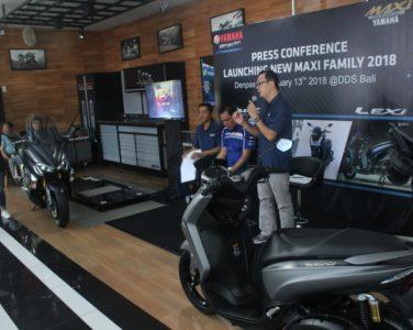 Yamaha Lexi Bali