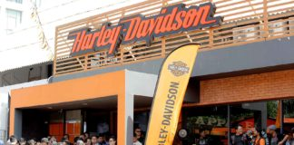 Anak Elang Harley Davidson of Jakarta