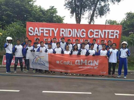WMS safety riding