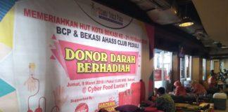 AHASS Bekasi Donor Darah
