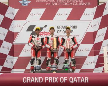 ATC Qatar Race 1
