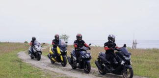 MAXI Yamaha Tour de Indonesia 1