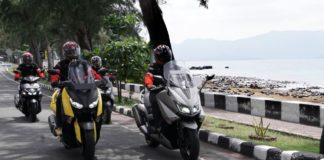 MAXI Yamaha Tour de Indonesia di Sabang