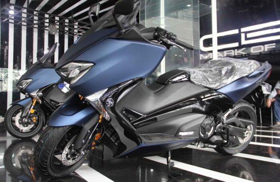 Yamaha TMX DX