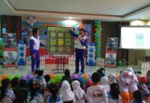 edukasi safety riding Lampung