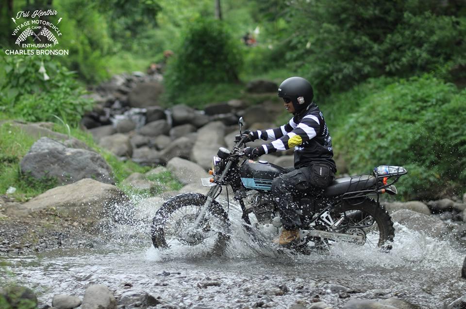 4 Motor Yang Biasa Jadi Bahan Modifikasi Motor Trail Gilamotor