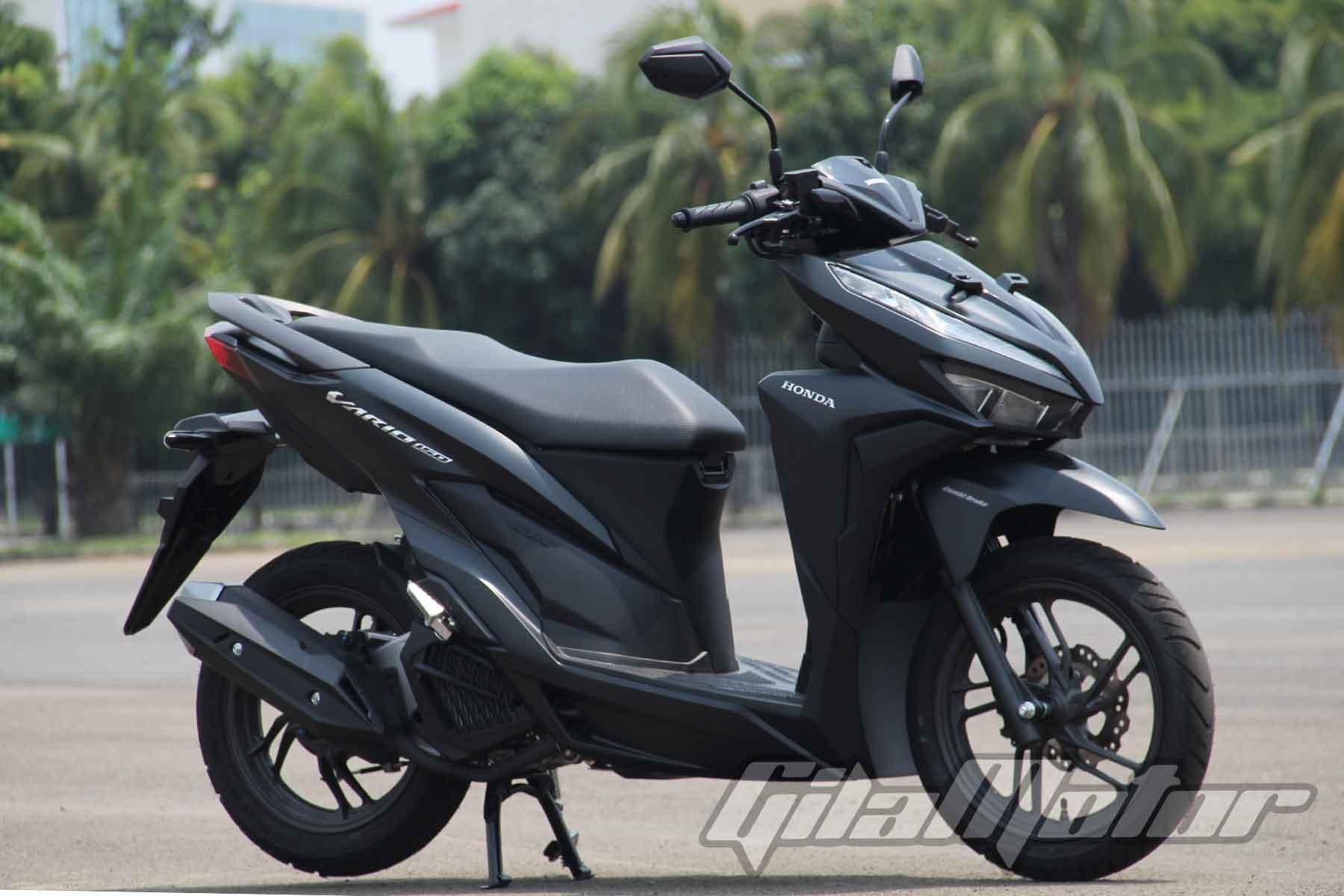 Fitur Andalan All New Honda Vario 150 Terbaru | Gilamotor