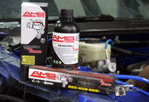 Carbon Cleaner Motor AMB Proclean